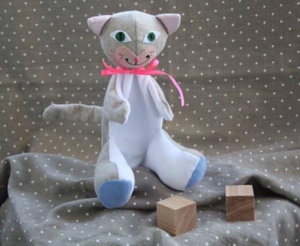 Obrázky mokré Teen mačička